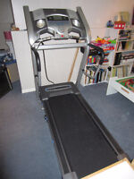 Foldable CT83 Treadmill (2.5 HP) - AS IS