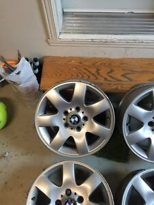 Bmw Rims 16in. - great condition