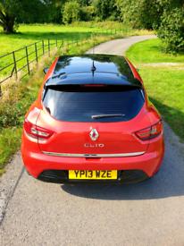 2013 Renault clio 1.5dci top spec navi model free tax