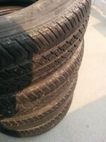175/70r14 All Season Motomaster tires