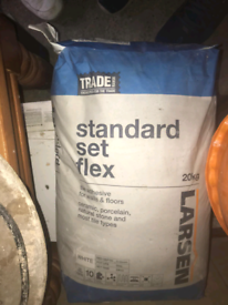 20kg Larsen tile adhesive