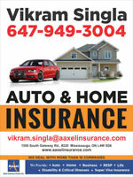 Car & Home, Trucking & Commercial Insurance