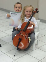 Music Lessons of EVERY Kind! Our 15th Anniversary! 15% off