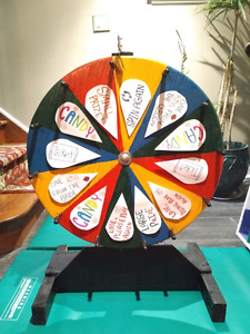 Spining prize/ game wheel