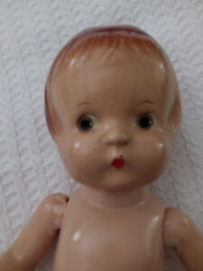 """ANTIQUE """"PATSY"""" DOLL - AUTHENTIC, circa 1930's Vancouver Greater Vancouver Area image 10"""