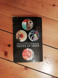 Hitchhikers guide to the galaxy trilogy