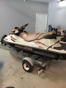 2004 SEADOO GTI LE RFI 110 VERY LOW HOURS