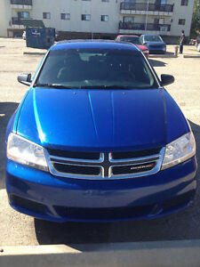 2013 Dodge Avenger SE Sedan - Reduced