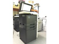 Konica Minolta Bizhub C35 FULL COLOUR & B&W Printer Photocopier Scanner Fax Office Business A4