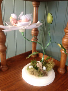 "Clay Figurine ""Baby Fairy"" Kingston Kingston Area image 3"