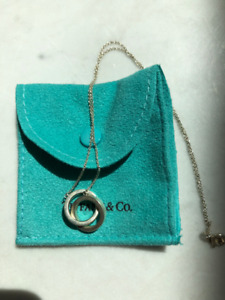 Tiffany & Co. Double Circle Necklace