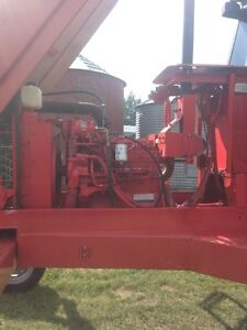MF220 26ft Swather for Sale Strathcona County Edmonton Area image 3