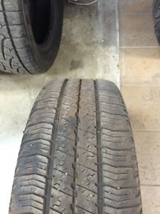 Goodyear wangler 235/75/15 West Island Greater Montréal image 1