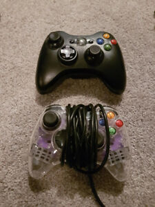 XBOX 360 Controllers (Various Prices) '