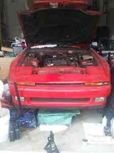 1988 Supra Parts Car and Chassis $300