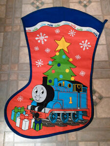 Giant Thomas the Train Stocking 2.5 Feet Tall