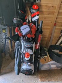Motocaddy S1 Golf bag, very good condition.No rips zips all OK.