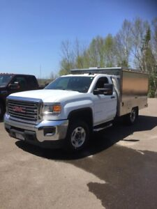 COFFEE TRUCK   GMC 2500 HD     2016  REDUCED