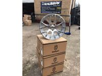 "18"" alloy wheels alloys rims tyre tyres 5x120 BMW 1 2 3 4 5 series Vw Volkswagen Transporter T5 T6"