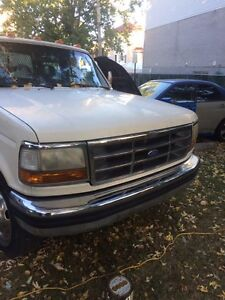 Ford F350 1993 roue double HD