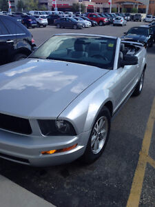 2006 FORD MUSTANG CONVERTIBLE FOR SALE