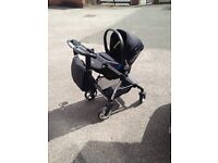 Silver cross pram package