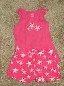 Gymboree shorts and tank top Kitchener / Waterloo Kitchener Area image 1