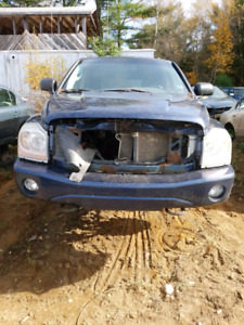 2006 durango  PARTING OUT
