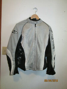 Joe Rocket, Women's Lg. Mesh Motorcycle Jacket