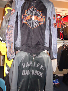 Harley jackets on sale-  recycledgear.ca