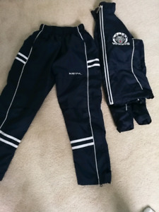 Whitby wolves tracksuit kewl