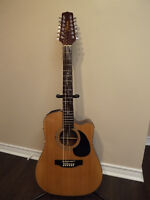Takamine 12 String Acoustic Electric *MINT*