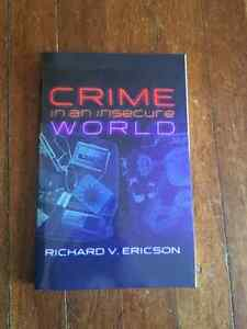 Crime in an Insecure World Windsor Region Ontario image 1
