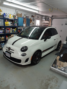 2012 Fiat 500 Abarth Coupe (2 door)