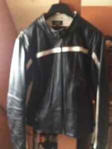Womens leather jacket St. John's Newfoundland image 1