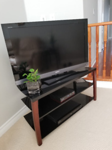 Stylish TV stand