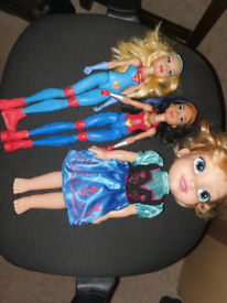 Dolls for sale hero and Disney can post