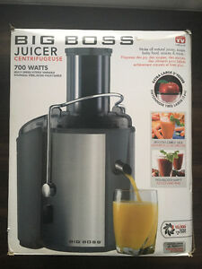 Big Boss Juicer
