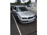 Bmw 318 petrol coupe swap for convertible