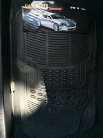 Universal floor mats for any car