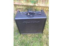 Hughes and kettner amp £145