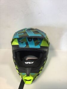 Casque de  motocross fly racing medium