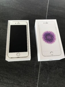 iPhone 6  ( UNLOCKED PERFECT CONDITION)