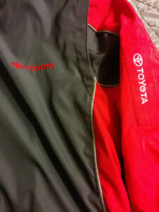 Men's small Toyota jacket