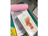 IPhone 6s 128gb brandnew sealed pack 12 month apple warranty