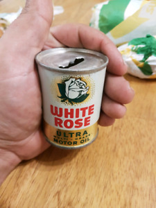 Antique White Rose Can