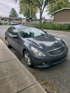 2011 Infiniti G37X (AWD) - $9,720