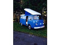 VW camper 73 westfalia