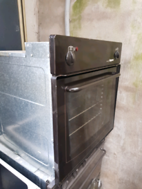 selection of intergrated single & Double ovens