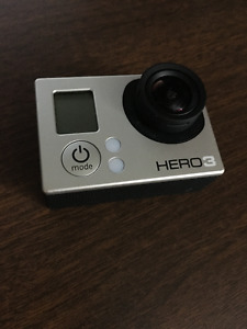 GoPro Hero 3 White Edition with Accessories